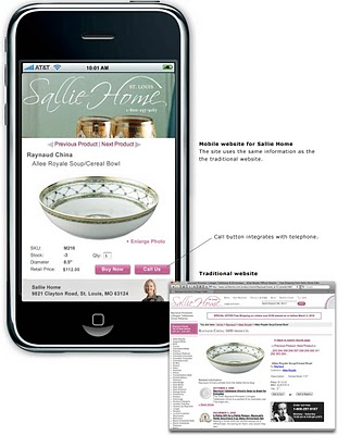 Custom Mobile Web Design Services