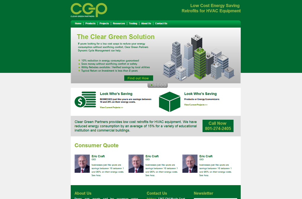 Clear Green Partners